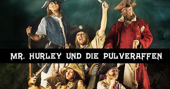 Mr Hurley und die Pulveraffen