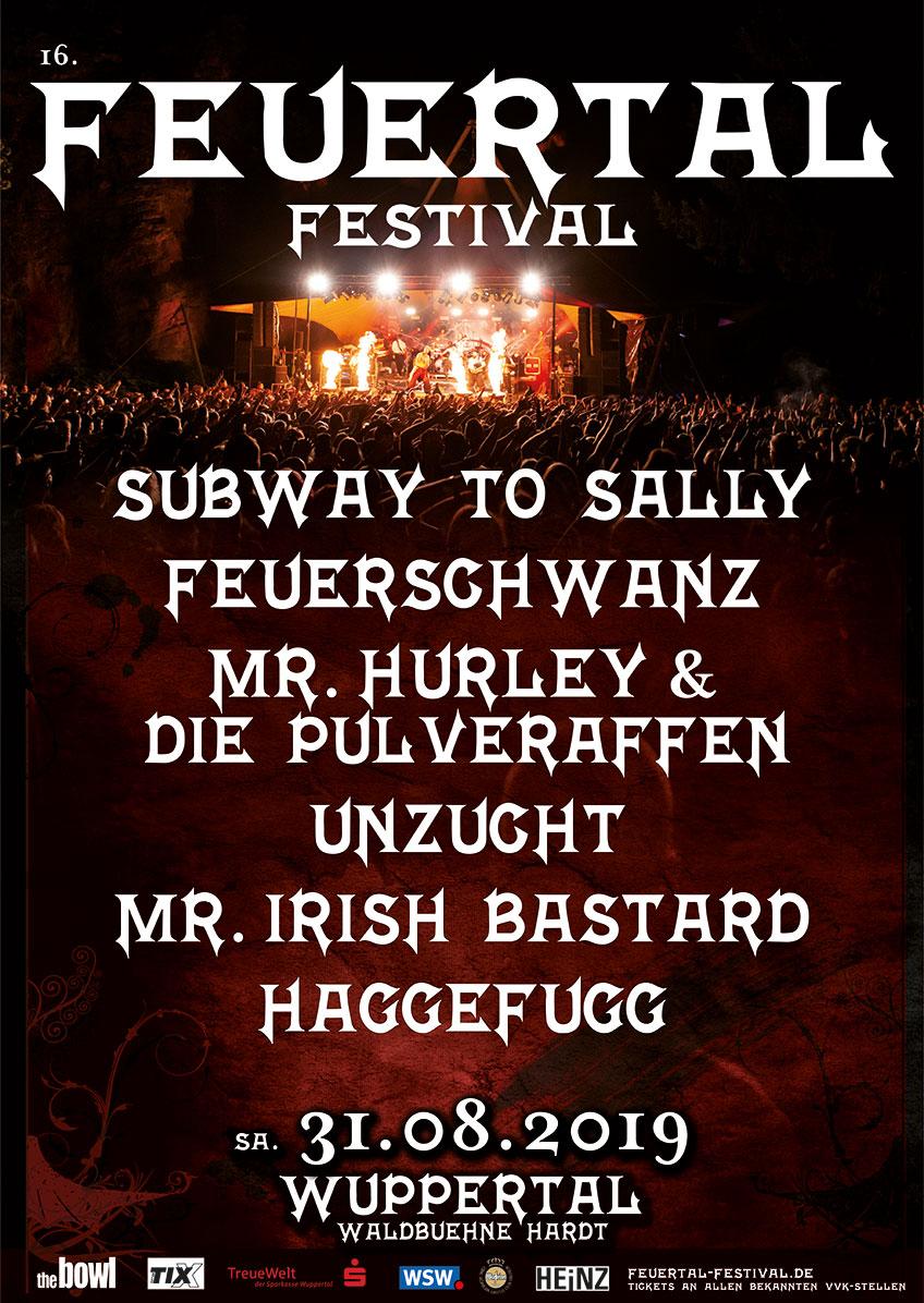 Feuertal Poster